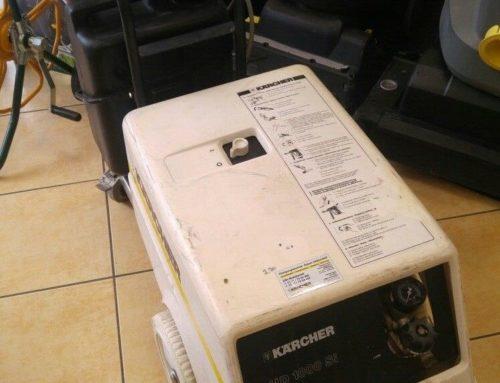 Kärcher HD 1000 SI Hochdruckreiniger 1.924-111.0 Bj 1992 Gebraucht