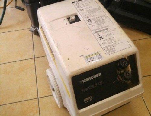 BEREITS VERKAUFT: Kärcher HD 1000 SI Hochdruckreiniger 1.924-111.0 Bj 1992 Gebraucht