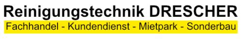 Reinigungstechnik Drescher Logo