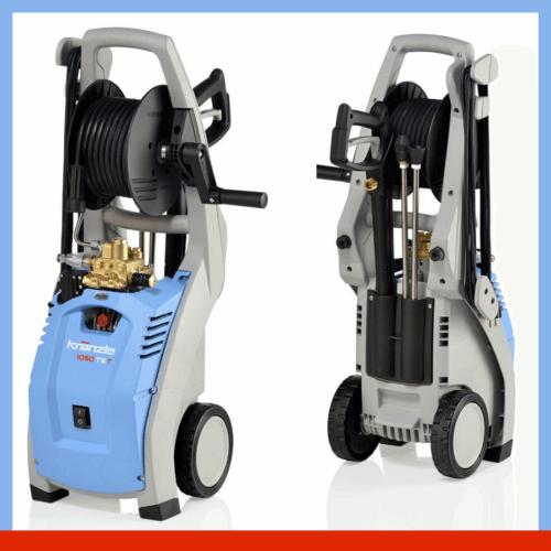 Kränzle K 1050 TST Hochdruckreiniger mit Schlauchtrommel 130 bar 230 V 495101