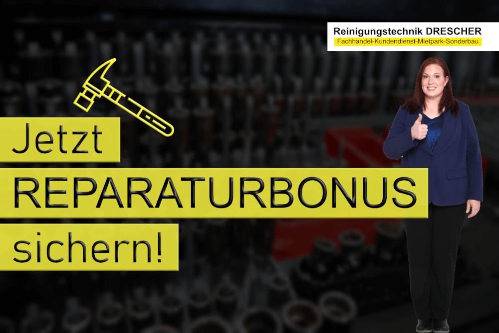 Reparaturbonus Thüringen
