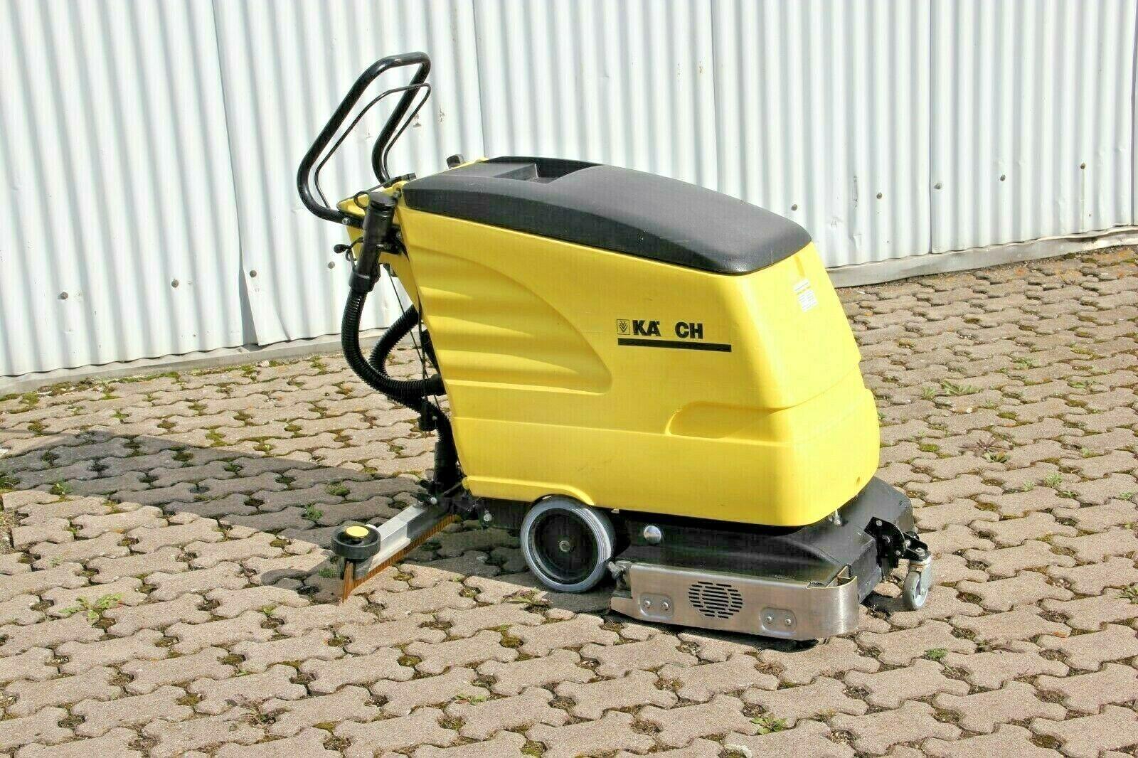 Kärcher BR 530 Bp Pack Scheuersaugmaschine 24 V 1.127-333.0 GEBRAUCHT